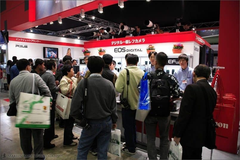 Canon EOS Digital Stand