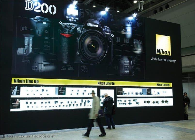 The Nikon Stand