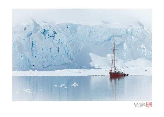 Port Lockroy Yacht