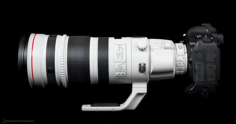 Canon EF 200-400mm F4 L Extender 1.4X Lens