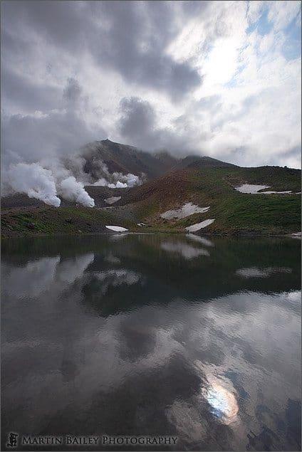 Sugatami Pond