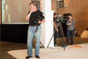 Joe McNally at Luminance 2012