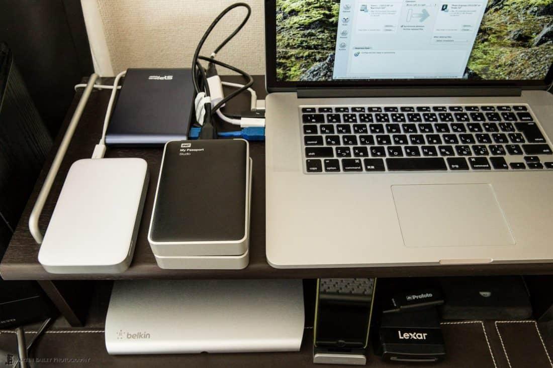 Portable Backups