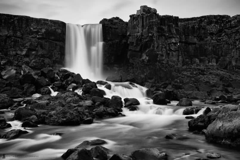 Öxarárfoss (Falls)