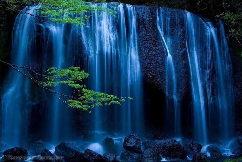 Night Falls - Tatsuzawa Falls #3