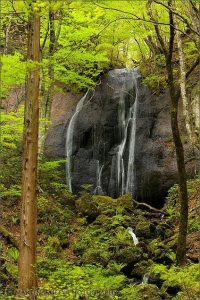 Tatsuzawa Lady Falls