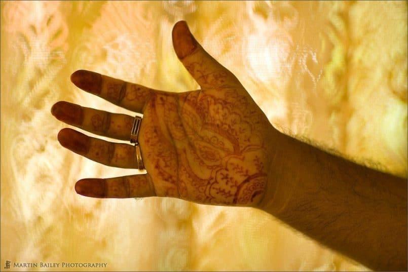 Mehandi (Hand Painting)