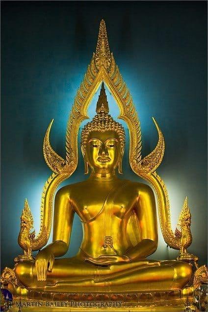 Wat Benchamabophit Buddha