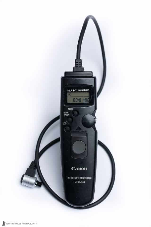 Canon Timer Remote Controller TC-80N3