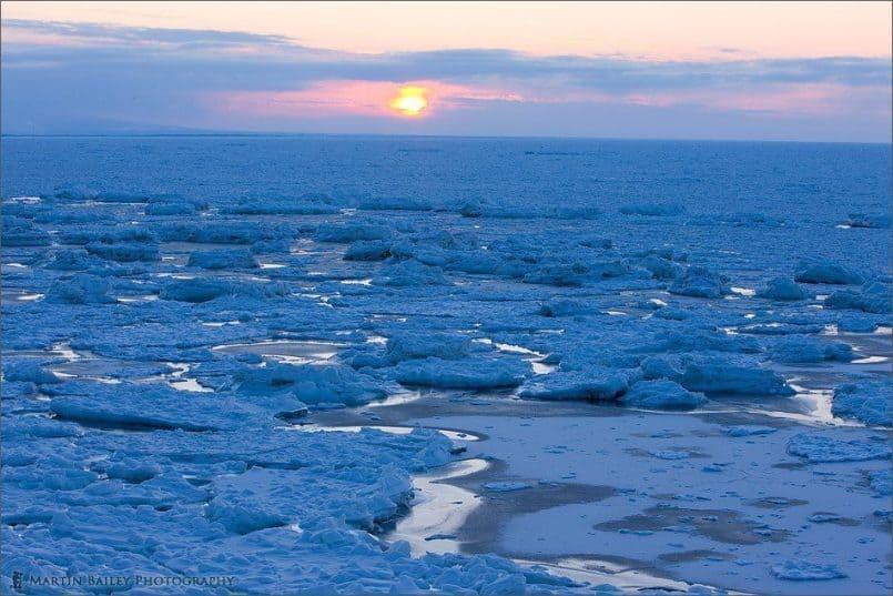 Utoro Ice Floe