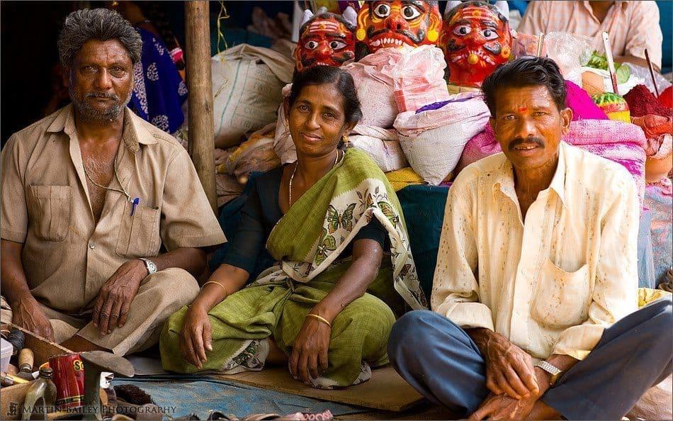 Three Merchants