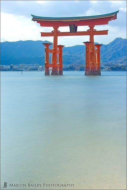 Itsukushima Shintou Gate