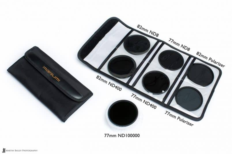 Filters and Filter Case