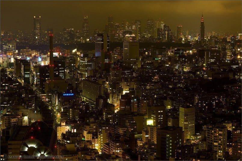 Ebisu to Shinjuku
