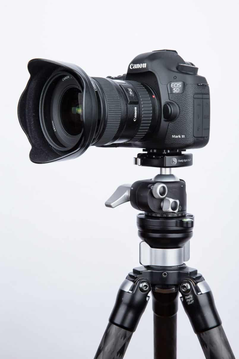 CapturePRO ARCAplate with Really Right Stuff BH-40