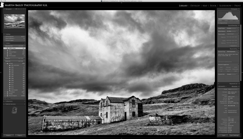 Widescreen Lightroom Rocks!