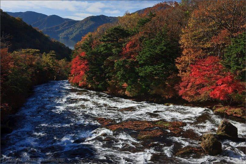 Above Ryuzu Falls #1