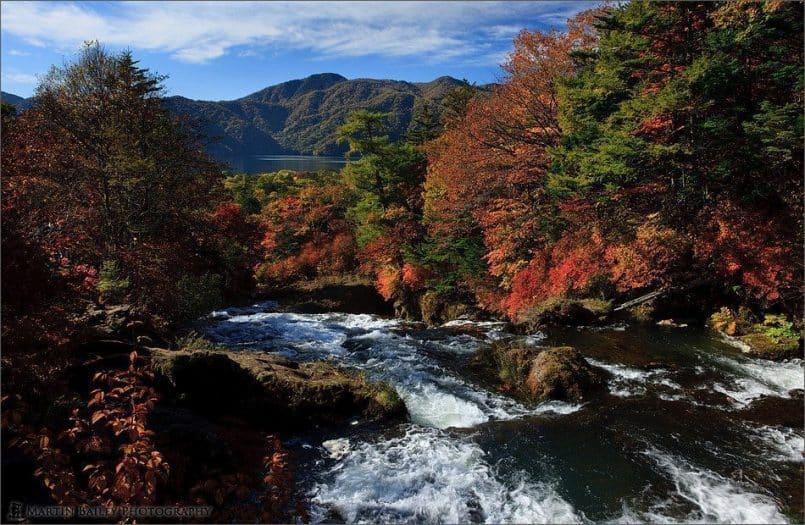 Above Ryuzu Falls #2