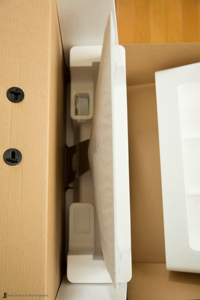 iMac in a Box (Top View)