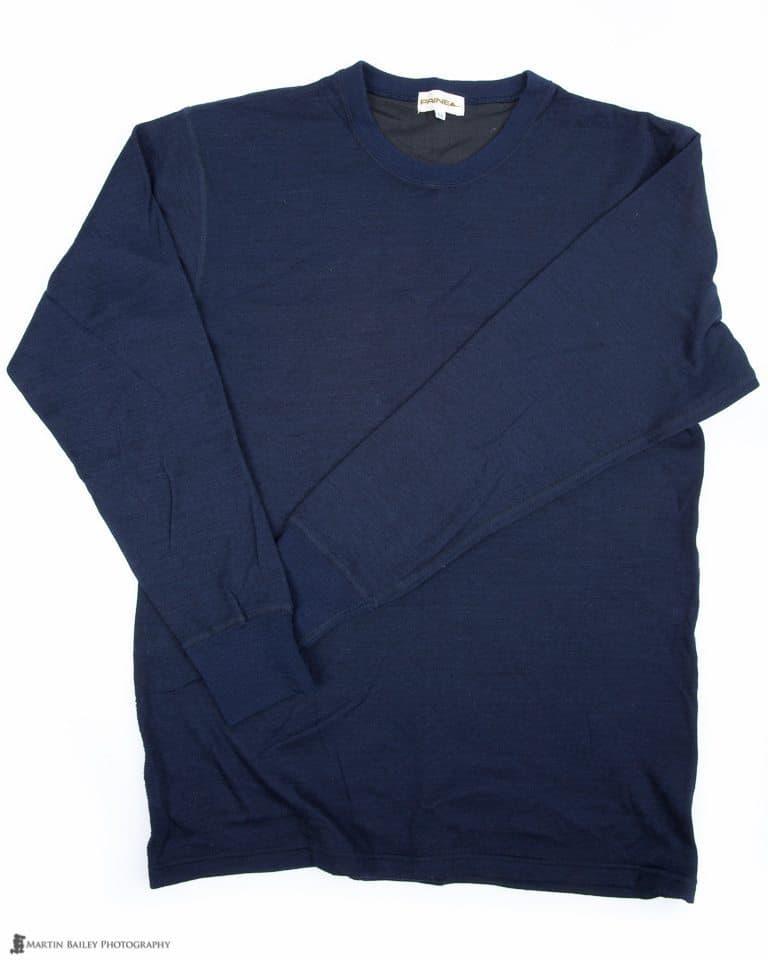 Thick Thermal Undershirt - Paine