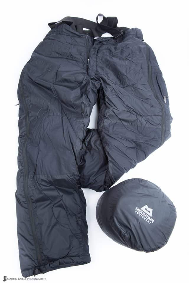 Down Pants - Mountain Equipment