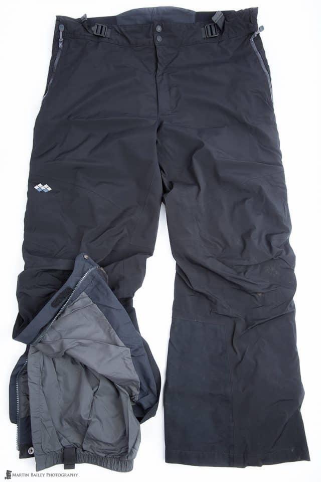 Rain Pants - Mont Bell