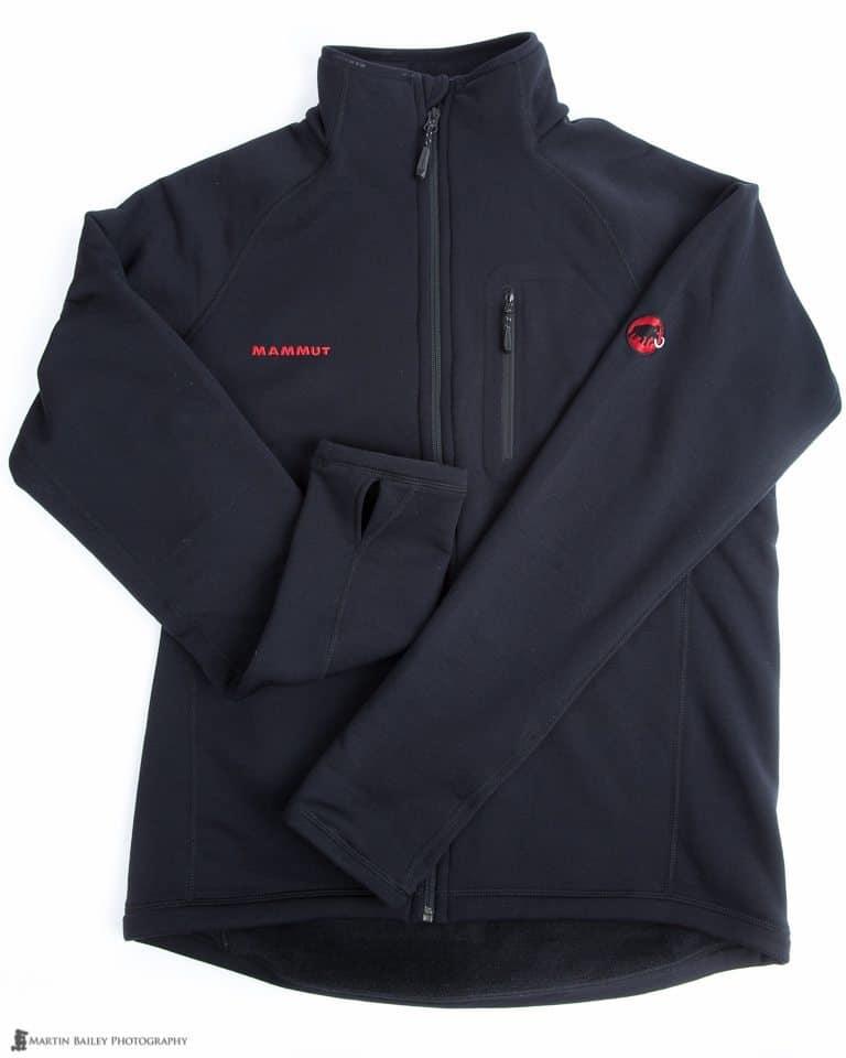 Fleece Lined Jacket - Mammut