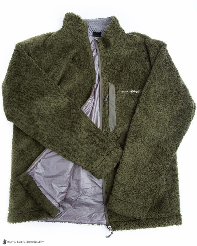 Furry Fleece with Windstopper Liner - Mont Bell