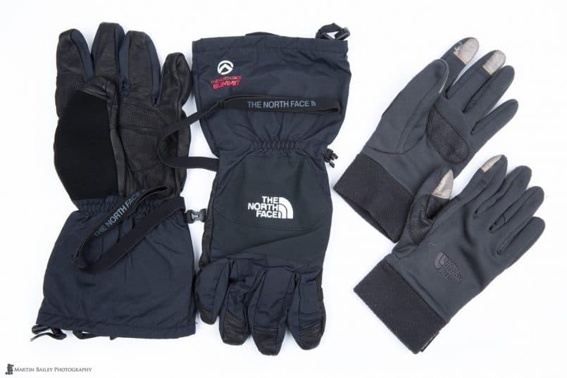 Thin Glove / Outer Gloves - The North Face