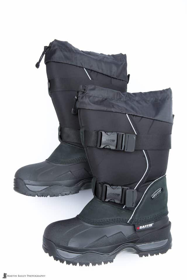 Baffin Impact Boots -100°C/-148°F