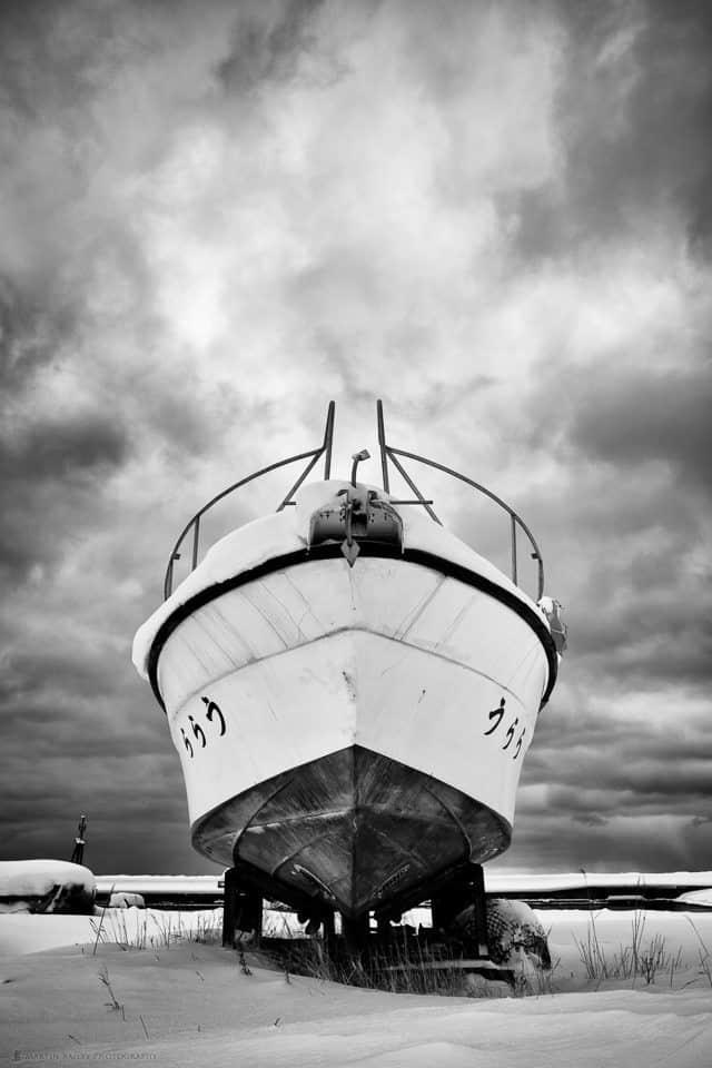 Wakkanai Fishing Boat - Urara