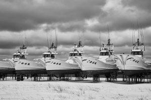 Soya Harbor Boats