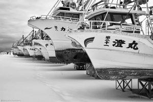 Toetoko Fishing Boats