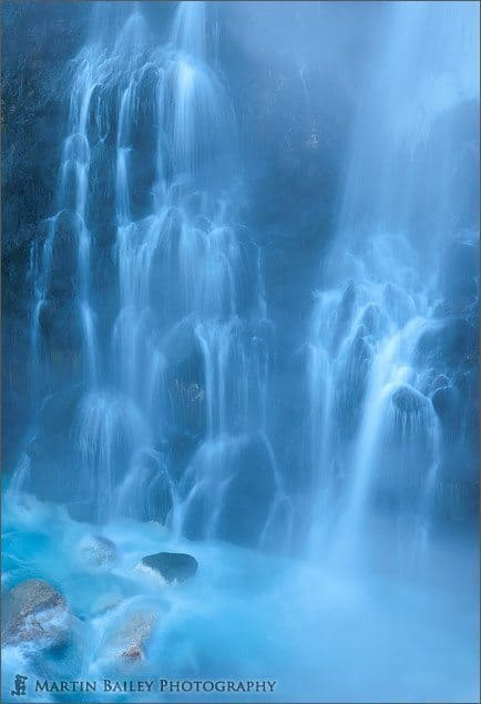 White Beard Falls