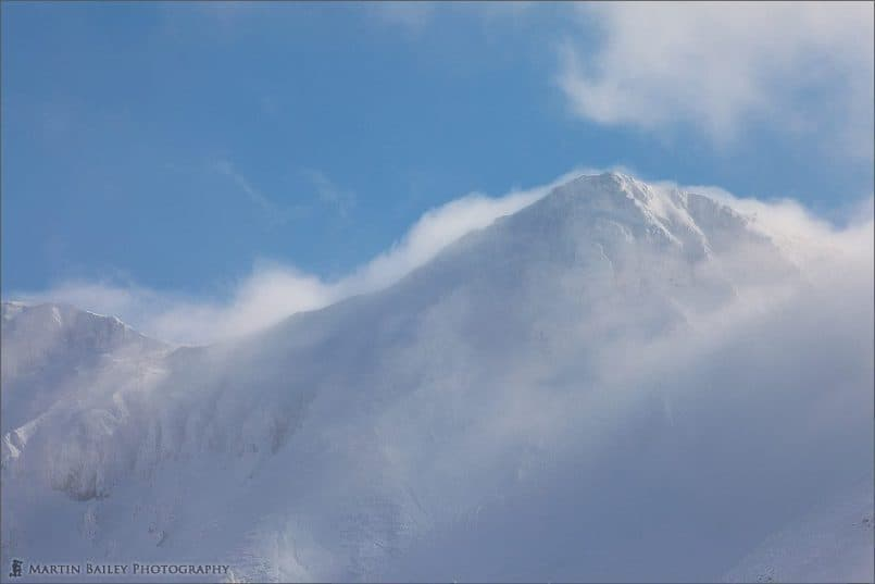 Tokachi Mountain Peak
