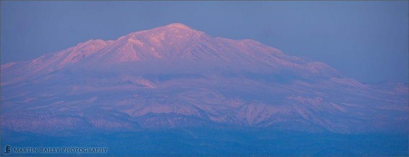 Mount Asahi Panorama