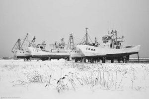 Noshappu Fishing Boats