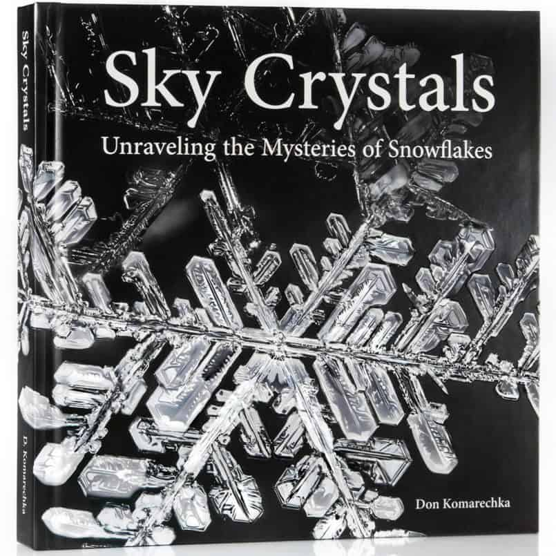 Sky Crystals Book Cover