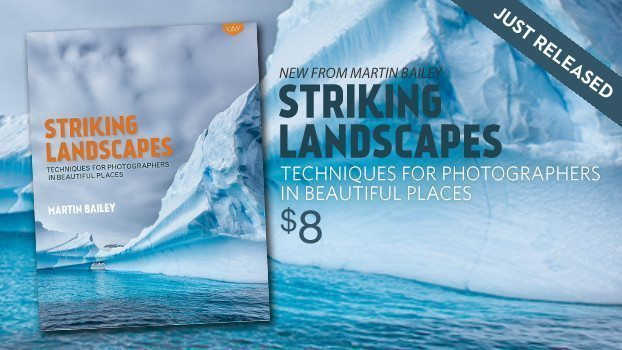 Striking Landscapes Now on Sale!