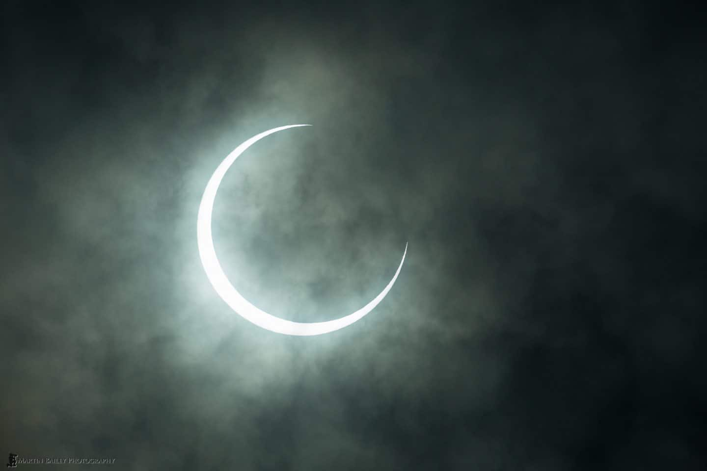 The Annular Eclipse (Video)