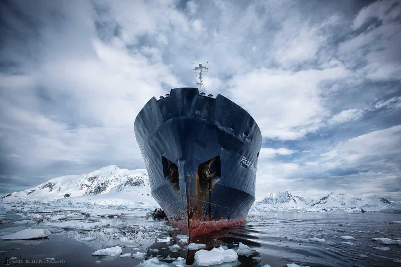 Polar Pioneer in Paradise