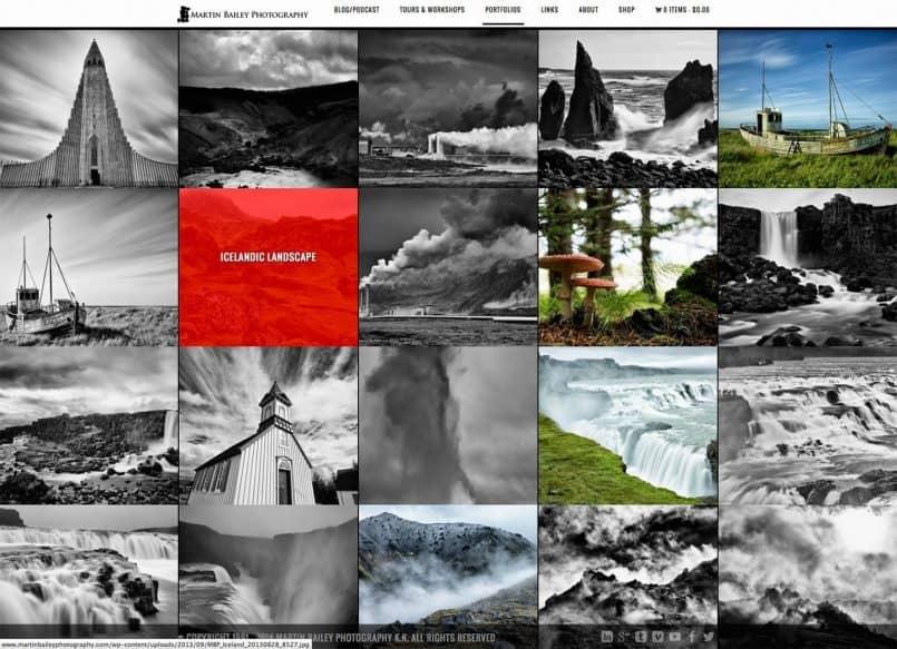 Iceland Gallery Grid