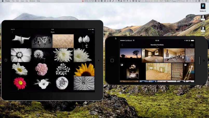 Adobe Lightroom Mobile on iPad and iPhone
