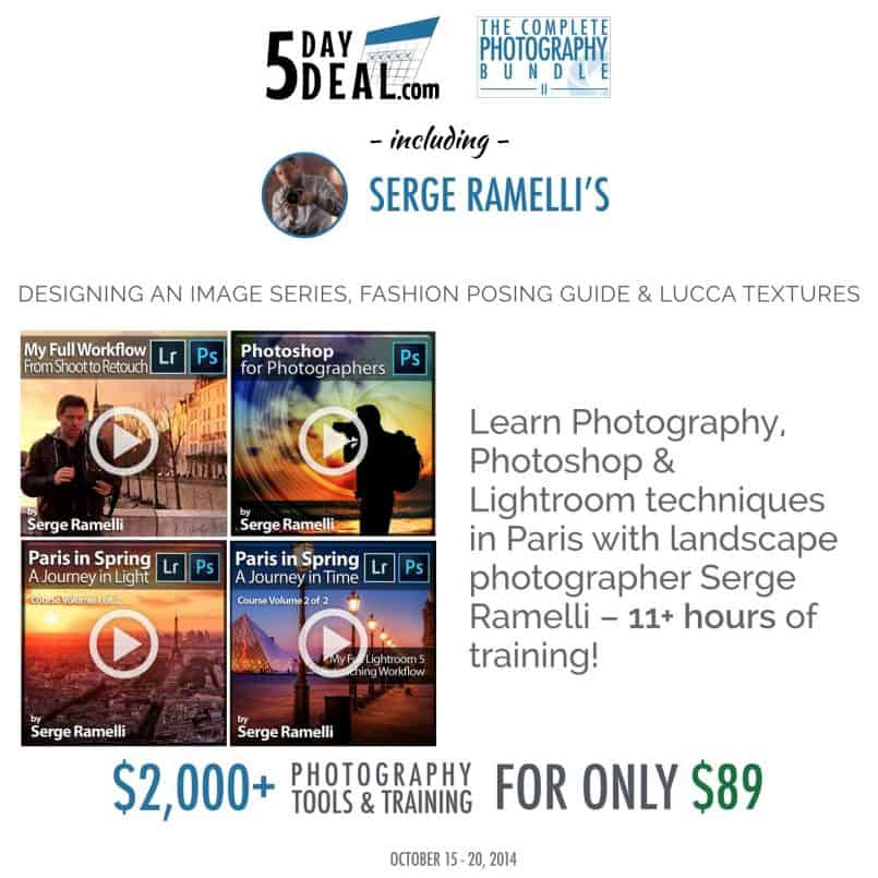 5DayDeal-Serge-Ramelli-Feature