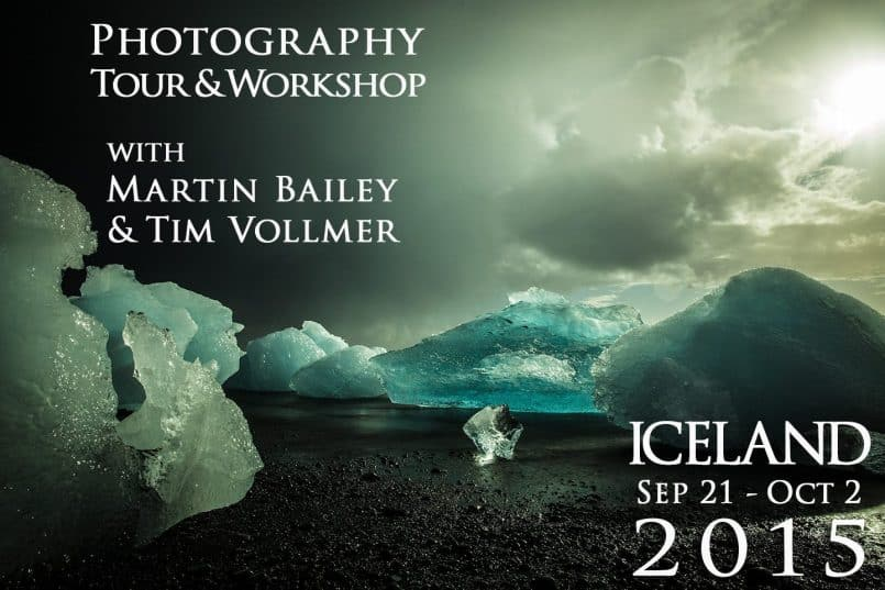 Iceland Tour & Workshop 2015