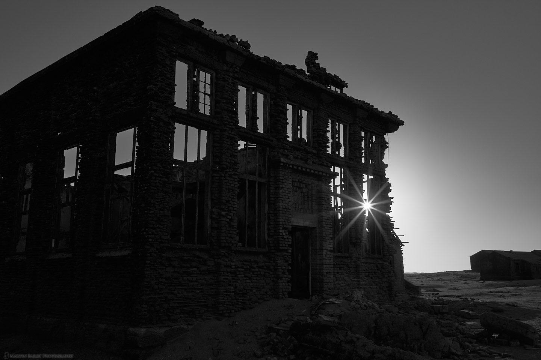 Elizabeth Bay Building Corrosion