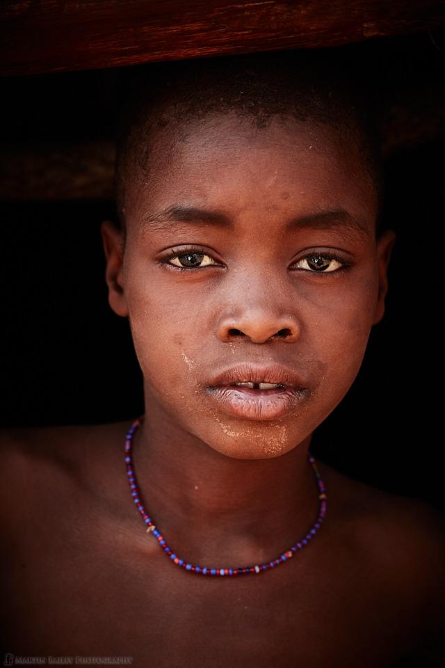 Himba Boy