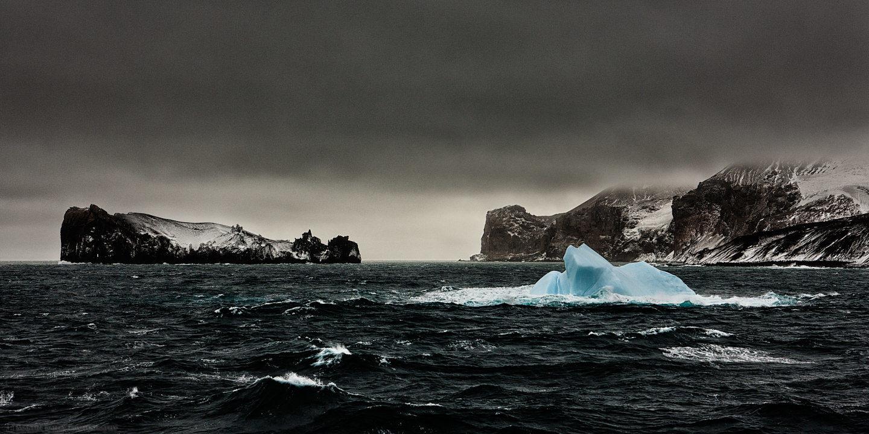 Deception Island Iceberg