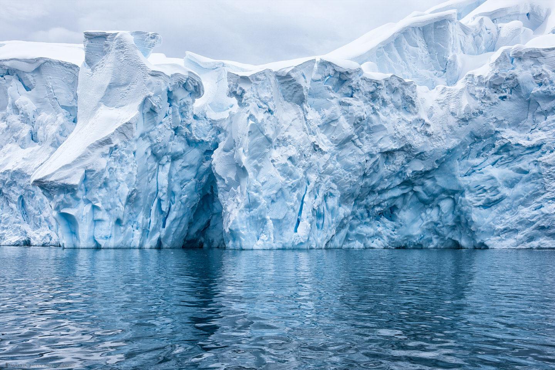 "Iceberg in ""Paradise"""