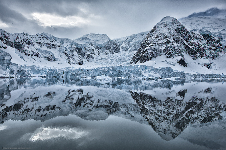 "Glacier in ""Paradise"""